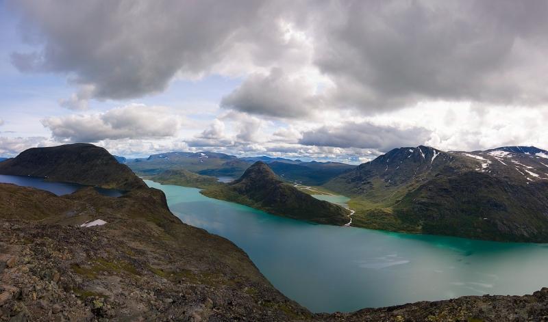 Besseggen_Panorama1